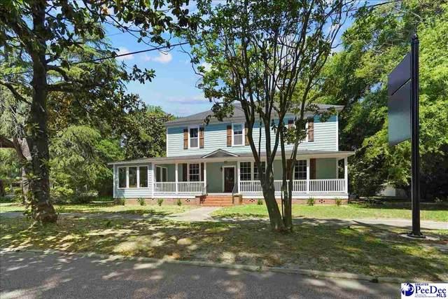 502 E Home Ave, Hartsville, SC 29550 (MLS #20211468) :: The Latimore Group