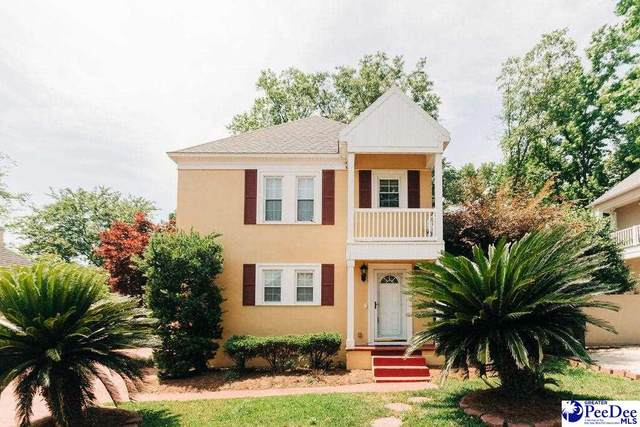 1003 Canberra Place, Florence, SC 29501 (MLS #20211563) :: Crosson and Co