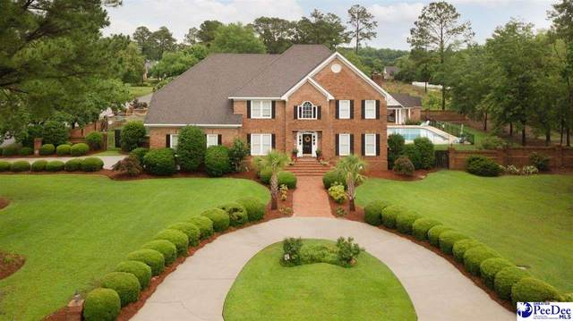 818 Vintage Drive, Florence, SC 29501 (MLS #20211594) :: Coldwell Banker McMillan and Associates