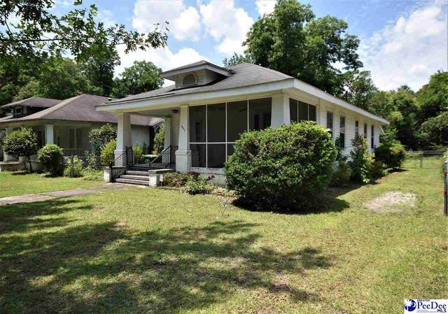 607 S Mcqueen, Florence, SC 29505 (MLS #20212028) :: The Latimore Group