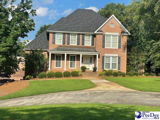 1326 Lazar Place, Florence, SC 29501 (MLS #20212032) :: Coldwell Banker McMillan and Associates