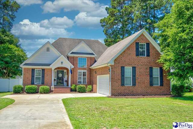 2435 Knightsbridge Rd., Florence, SC 29501 (MLS #20212103) :: Crosson and Co