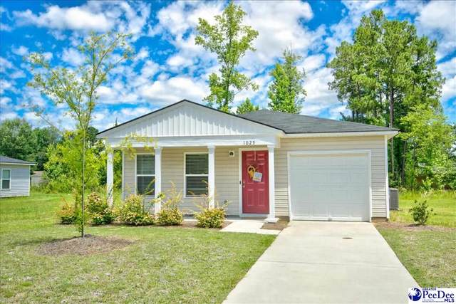 1025 Aunt Prissey Ct., Florence, SC 29505 (MLS #20212182) :: Crosson and Co