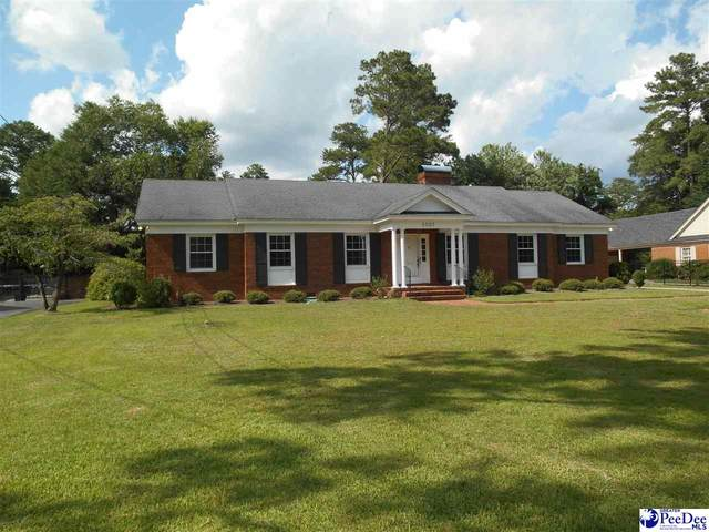 1207 Wisteria, Florence, SC 29501 (MLS #20212214) :: Coldwell Banker McMillan and Associates