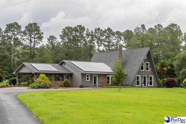 3294 Kirby Rd, Mullins, SC 29574 (MLS #20212408) :: Crosson and Co