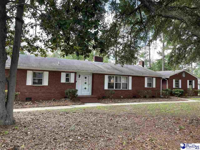 303 State Road, Cheraw, SC 29520 (MLS #20212451) :: Crosson and Co