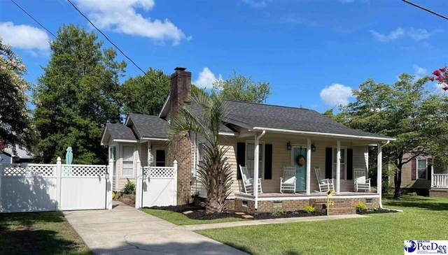 3573 Texas Road, Florence, SC 29501 (MLS #20212468) :: Crosson and Co