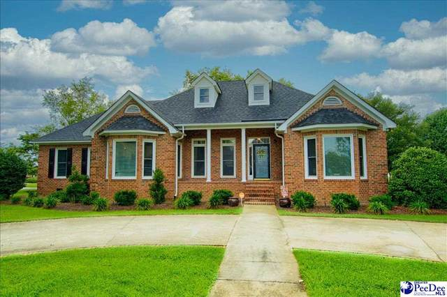 3013 Teal Ln, Florence, SC 29501 (MLS #20212533) :: The Latimore Group