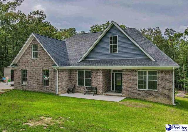 1441 Saxony Way, Florence, SC 29506 (MLS #20212917) :: Crosson and Co