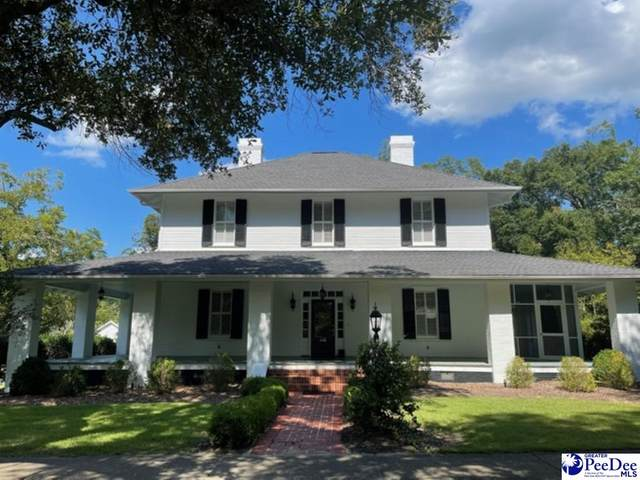 416 Third St., Cheraw, SC 29520 (MLS #20212971) :: Crosson and Co