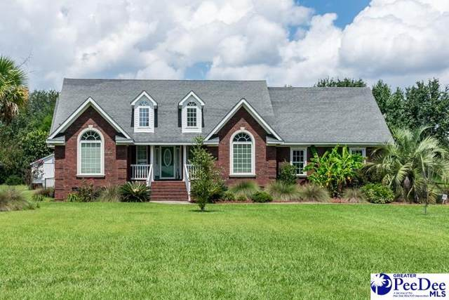 2663 S Cartersville, Timmonsville, SC 29161 (MLS #20213038) :: Crosson and Co