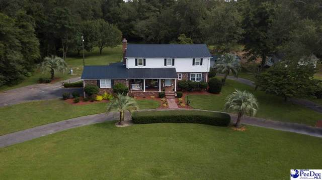 4531 E National Cemetery Road, Florence, SC 29506 (MLS #20213172) :: Crosson and Co