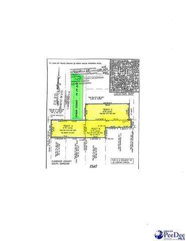 TBD S Kuker Street, Florence, SC 29501 (MLS #20213173) :: Crosson and Co