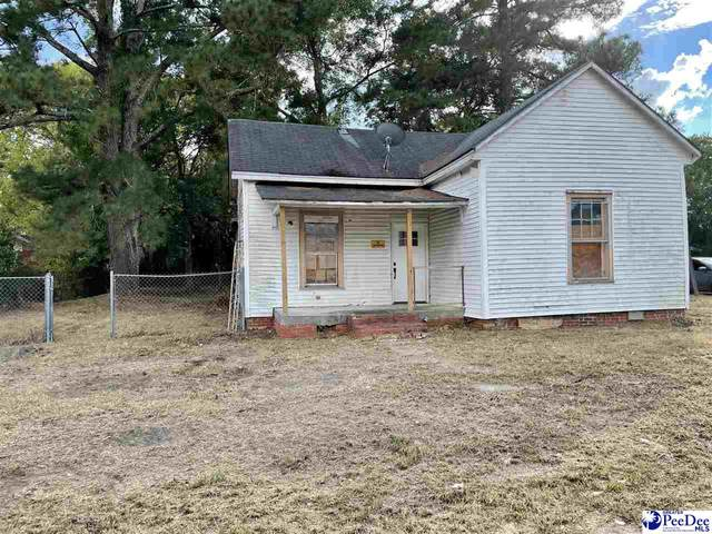 4 Pershing Street, Bennettsville, SC 29512 (MLS #20213219) :: Crosson and Co