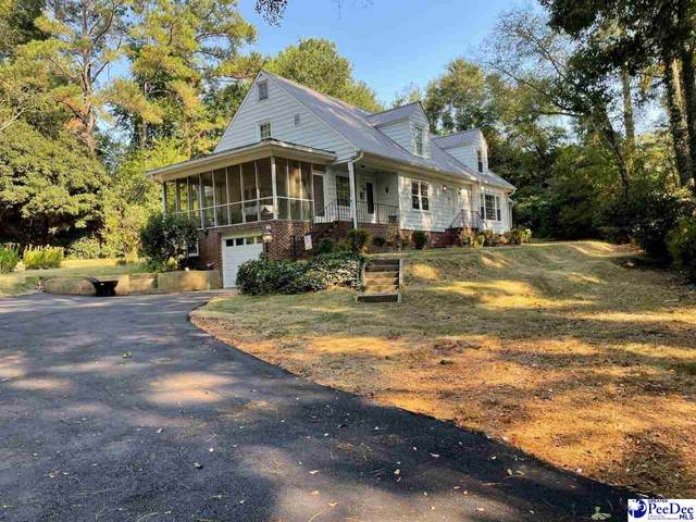 138 Park Drive, Chesterfield, SC 29709 (MLS #20213308) :: Crosson and Co