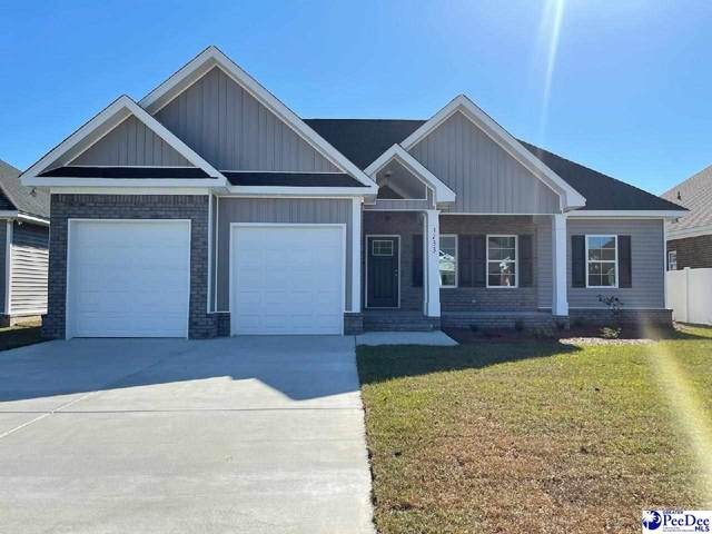 3733 Beckford St, Florence, SC 29501 (MLS #20213360) :: Crosson and Co