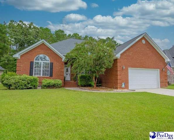 4167 Rodanthe Circle, Florence, SC 29501 (MLS #20213377) :: Crosson and Co
