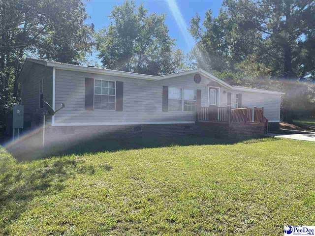 1919 Pine Street, Timmonsville, SC 29161 (MLS #20213432) :: Crosson and Co