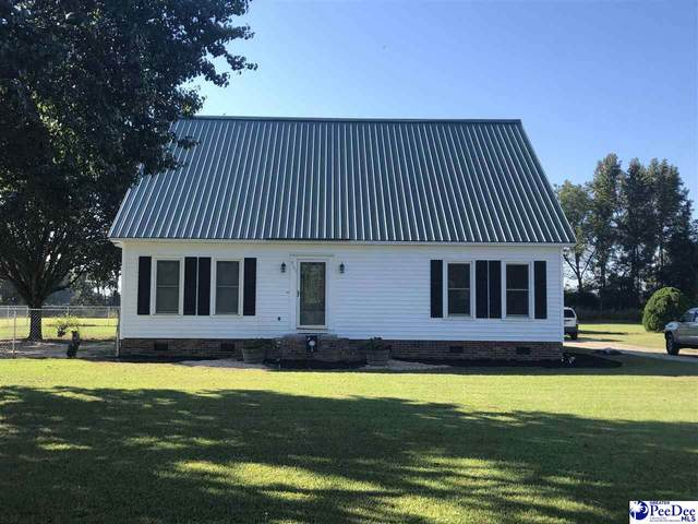 809 Nolie Rd, Mullins, SC 29574 (MLS #20213755) :: Crosson and Co
