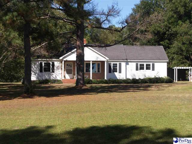 2074 Patrick Hwy, Hartsville, SC 29550 (MLS #20213804) :: Crosson and Co