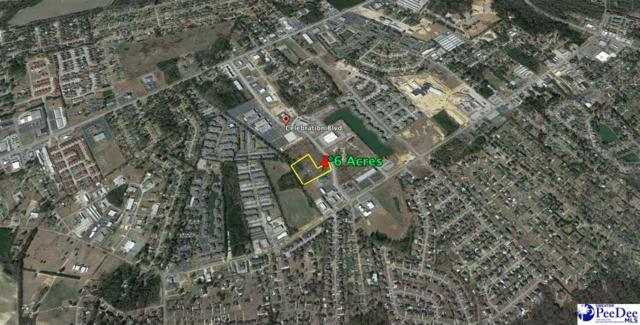 6 Acres Celebration Blvd, Florence, SC 29501 (MLS #134396) :: RE/MAX Professionals