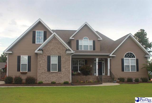 915 Rice Planters Lane, Florence, SC 29501 (MLS #139397) :: RE/MAX Professionals