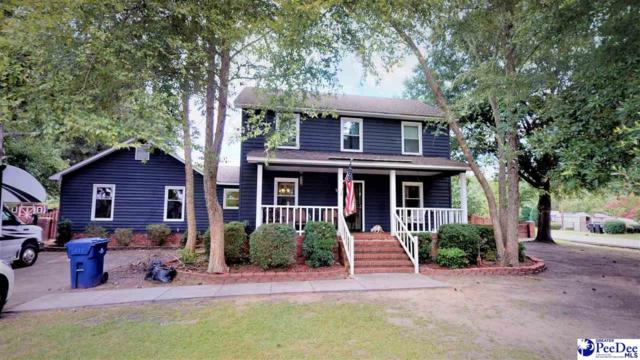 3525 W Forest Lake Drive, Florence, SC 29501 (MLS #20192016) :: RE/MAX Professionals