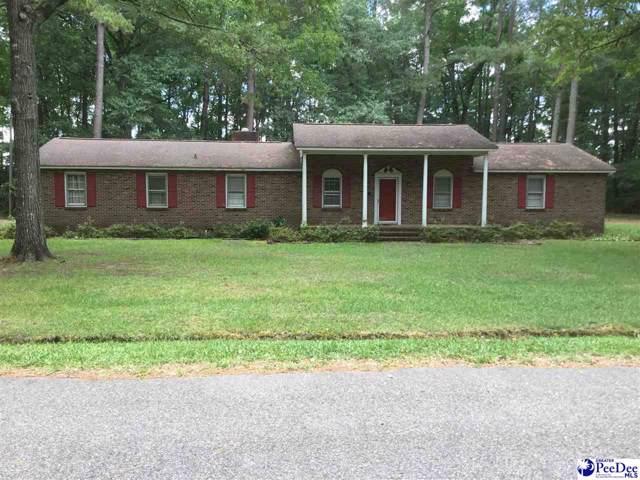 1753 Birch Drive, Hartsville, SC 29550 (MLS #20192249) :: RE/MAX Professionals