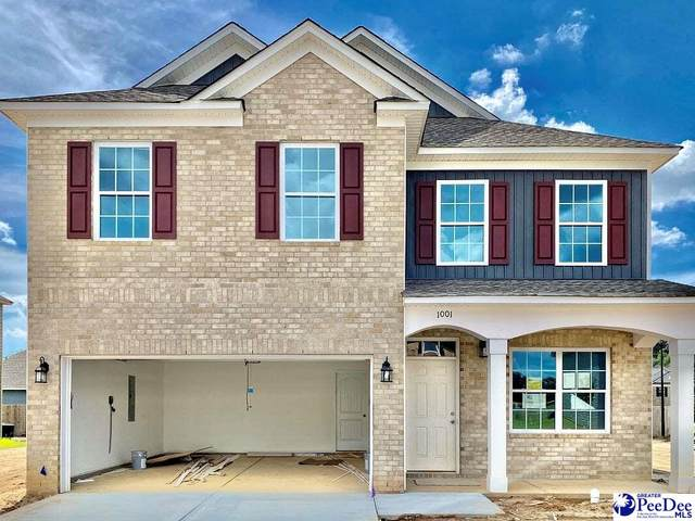1001 Abigail Court, Florence, SC 29501 (MLS #20201032) :: Coldwell Banker McMillan and Associates