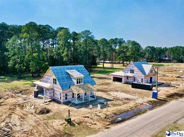 3818 Lake Oakdale Dr, Florence, SC 29501 (MLS #20210069) :: Crosson and Co