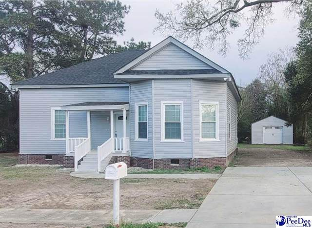 310 W Main Street, Timmonsville, SC 29161 (MLS #20210439) :: Crosson and Co