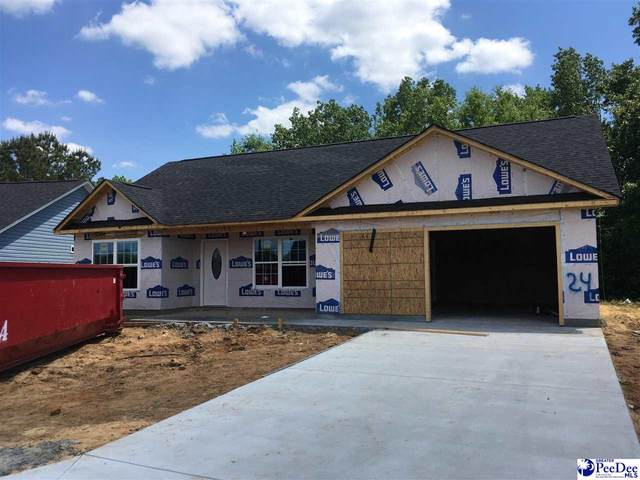 3034 Colton Drive, Florence, SC 29506 (MLS #20210617) :: Crosson and Co
