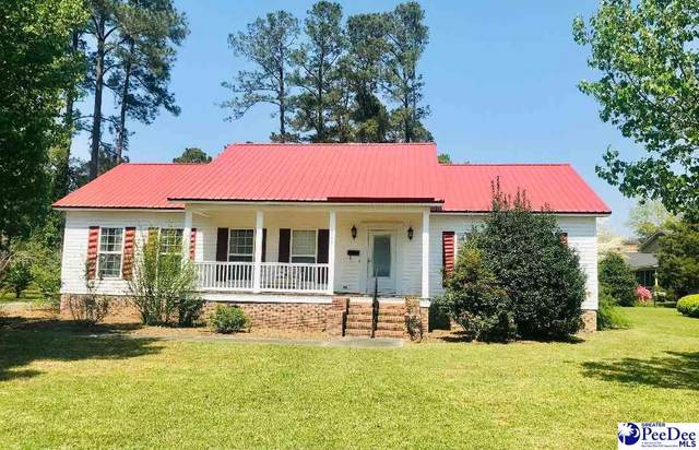 605 E Northside Ave., Marion, SC 29574 (MLS #20210745) :: Crosson and Co