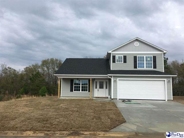 3038 Colton Drive, Florence, SC 29506 (MLS #20210969) :: The Latimore Group