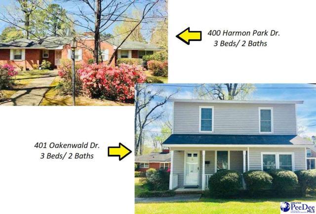 401 Oakenwald, Marion, SC 29571 (MLS #134023) :: RE/MAX Professionals