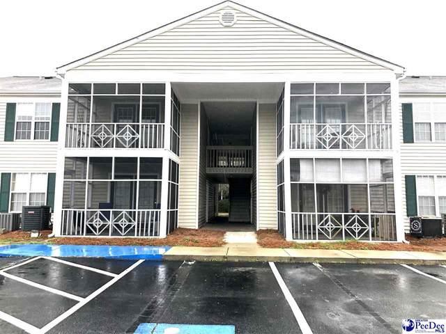 1478 Golf Terrace Unit 8, Florence, SC 29501 (MLS #139253) :: RE/MAX Professionals