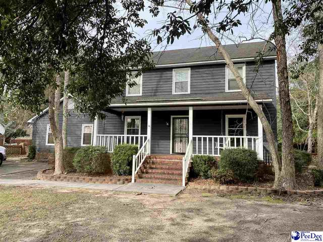 3525 W Forest Lake Drive, Florence, SC 29501 (MLS #20192016) :: Coldwell Banker McMillan and Associates