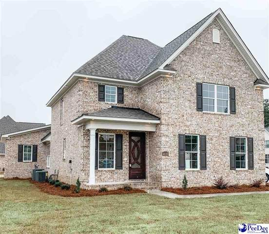 4133 Conner Dr, Florence, SC 29501 (MLS #20202481) :: Coldwell Banker McMillan and Associates