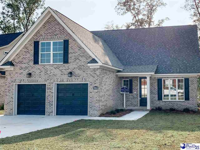 981 Jasmine Ln, Florence, SC 29501 (MLS #20202719) :: Coldwell Banker McMillan and Associates