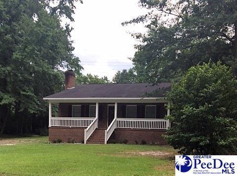 306 Virginia Ave, Cheraw, SC 29520 (MLS #133339) :: RE/MAX Professionals