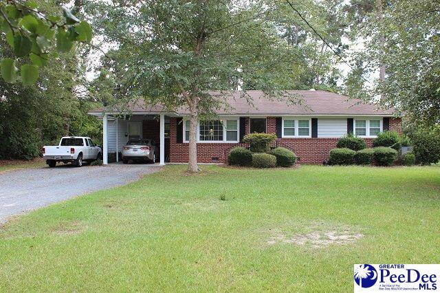 1110 Courtland Ave, Florence, SC 29505 (MLS #133733) :: RE/MAX Professionals