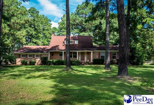 4201 Pine Needles Road, Florence, SC 29501 (MLS #133931) :: RE/MAX Professionals