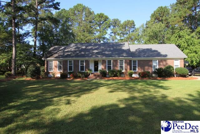 2125 Tudor Lane, Florence, SC 29505 (MLS #134113) :: RE/MAX Professionals