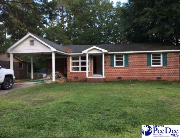 803 W Greene St, Cheraw, SC 29520 (MLS #134116) :: RE/MAX Professionals