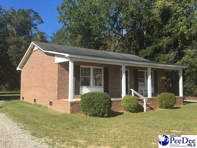 310 Brockington, Timmonsville, SC 29161 (MLS #134436) :: RE/MAX Professionals