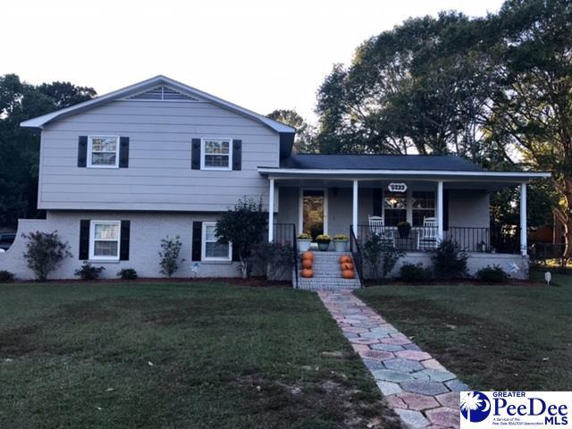 3233 S Brandy Circle, Florence, SC 29505 (MLS #134441) :: RE/MAX Professionals