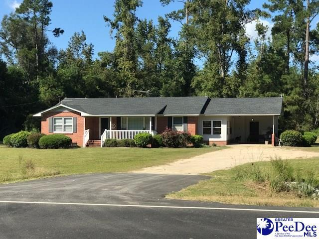 1461 W Highway 378-Hannah, Pamplico, SC 29583 (MLS #134561) :: RE/MAX Professionals
