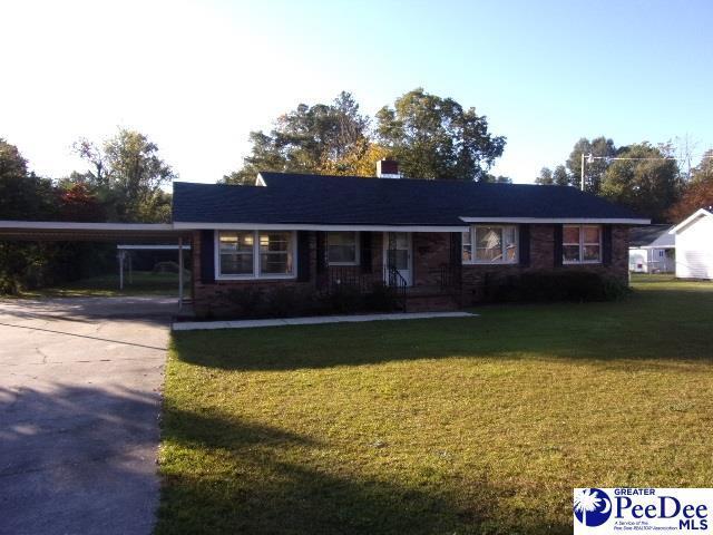 947 Oak Ave, Hartsville, SC 29550 (MLS #134616) :: RE/MAX Professionals