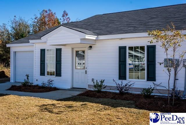 3110 Pleasant Valley, Effingham, SC 29541 (MLS #134804) :: RE/MAX Professionals