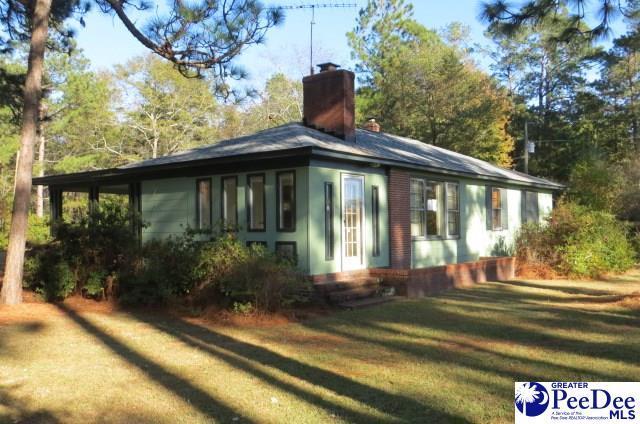 980 E Billy Farrow Parkway, Darlington, SC 29532 (MLS #134854) :: RE/MAX Professionals